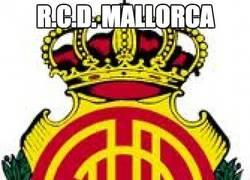 Enlace a R.C.D. MALLORCA, el gran jodequinielas de segunda