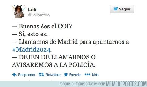 184609 - Madrid y su suerte por @lalibretilla