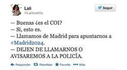 Enlace a Madrid y su suerte por @lalibretilla