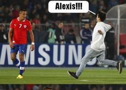 Enlace a Lo que le dijo el fan a Alexis
