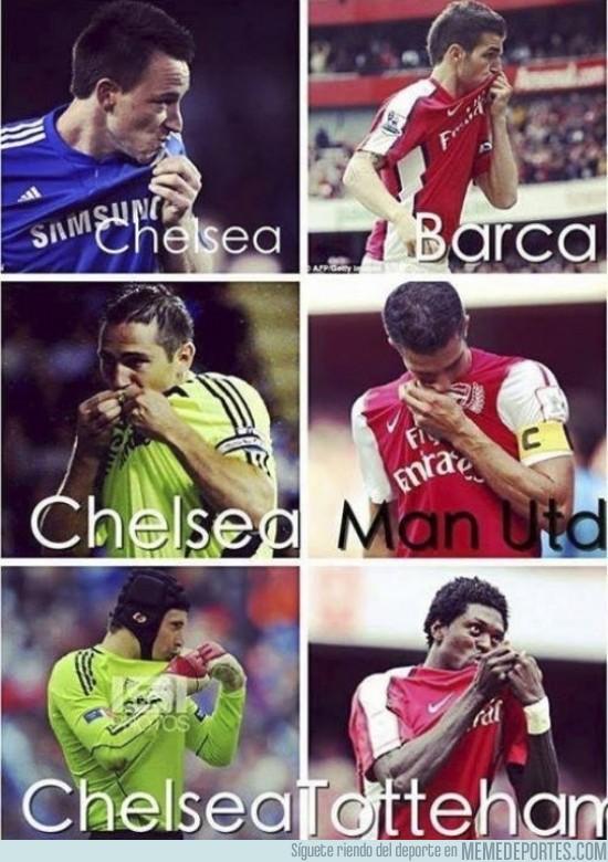 185008 - La gran diferencia entre el Chelsea y el Arsenal