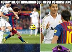 Enlace a No hay mejor rivalidad que Messi vs Cristiano