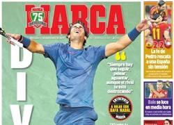 Enlace a Marca, ¿eres tú? ¿una portada que no es del Madrid?