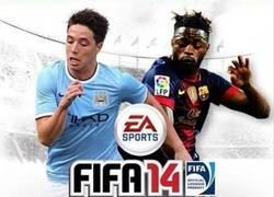 Enlace a FIFA edición banquillo