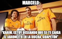 Enlace a Marcelo, picaruelo