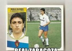 Enlace a La carrera de Pablo Alfaro en imágenes