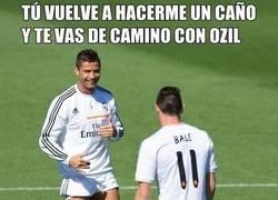 Enlace a El caño de Bale por @Lamelista_