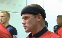 Enlace a ¿Rooney o Lebron James blanco?