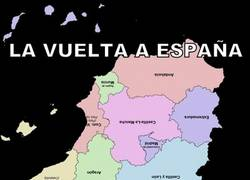 Enlace a La vuelta a España #chistaco