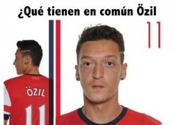 Enlace a Özil y Sevilla