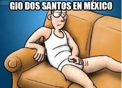 Enlace a Gio Dos Santos en México