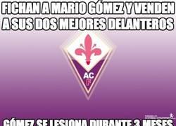 Enlace a Fichan a Mario Gómez y venden a sus dos mejores delanteros