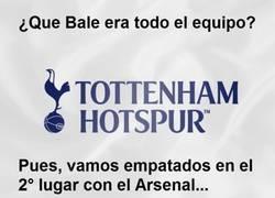 Enlace a ¿Que Bale era todo el equipo?