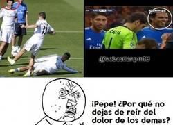 Enlace a Inoportunas risas de Pepe en las fotos