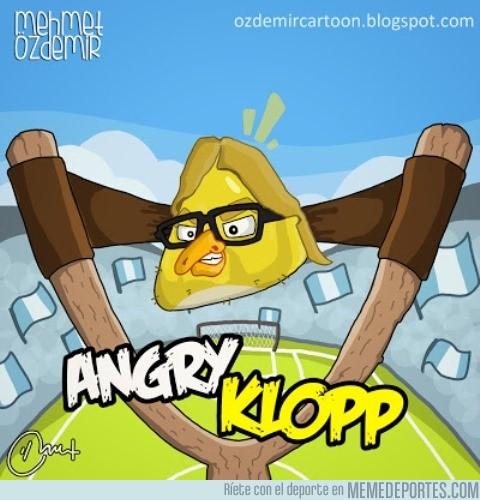 188373 - De los creadores de Angry birds, llega Angry Klopp