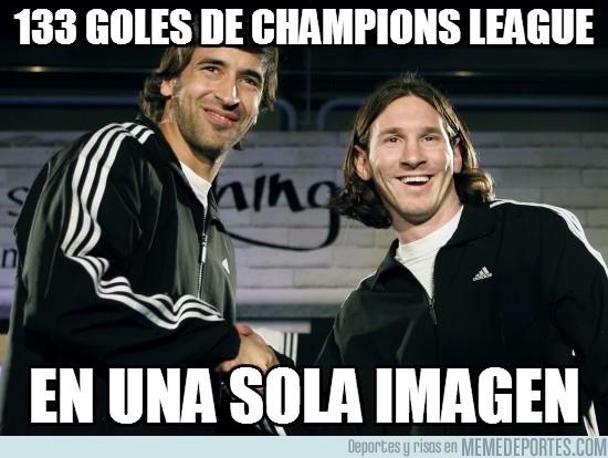 188409 - 133 Goles De Champions League