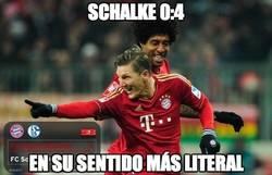 Enlace a Schalke 0:4