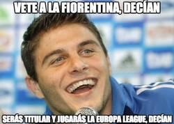 Enlace a Vete a la Fiorentina, decían