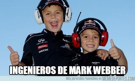189399 - Ingenieros de Mark Webber