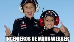 Enlace a Ingenieros de Mark Webber
