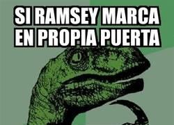 Enlace a ¿Ramsey milagroso?