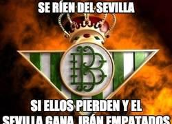 Enlace a Se ríen del Sevilla
