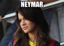 Enlace a Neymar, hoy mojas