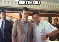 Enlace a Gareth Bale, #respect