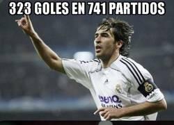 Enlace a Con el gol de ayer, Messi ha alcanzado a Raúl