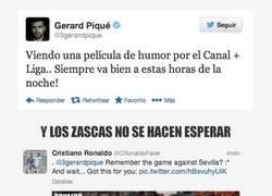 Enlace a Y Piqué no ha tardado en recibir tras su polémico tweet