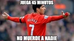 Enlace a #respect para Suárez