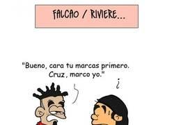 Enlace a Falcao y Riviere