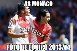 Enlace a Foto de equipo del Móna€o 2013/14