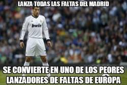 Enlace a Lanza todas las faltas del Madrid