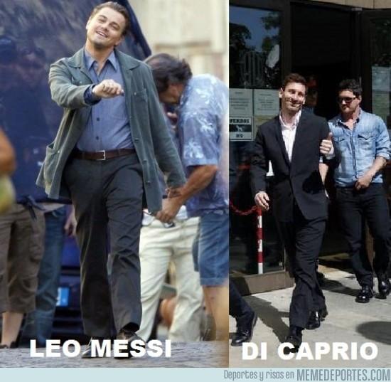 190866 - Leo Messi vs. DiCaprio