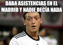 Enlace a Daba asistencias en el Madrid y nadie decía nada