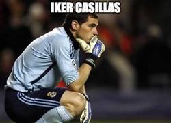 Enlace a Iker Casillas, más querido fuera que dentro