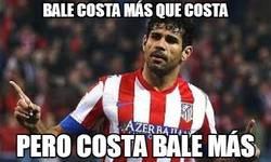 Enlace a Bale costa más que Costa