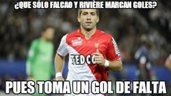 Enlace a ¿Que sólo Falcao y Rivière marcan goles?