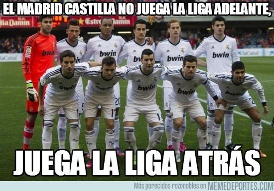 191793 - El madrid Castilla no juega la liga Adelante