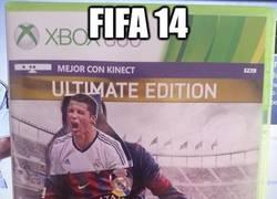Enlace a FIFA 14