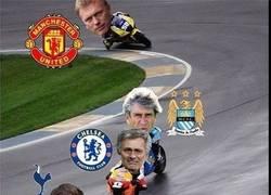 Enlace a La carrera por la Premier League