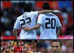 Enlace a Y mañana en Champions, Arsenal vs Napoli