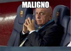 Enlace a Maligno / Galliani