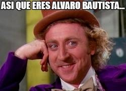 Enlace a Bad Luck Bautista