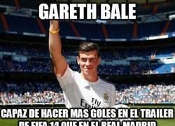 Enlace a Simplemente, Gareth Bale