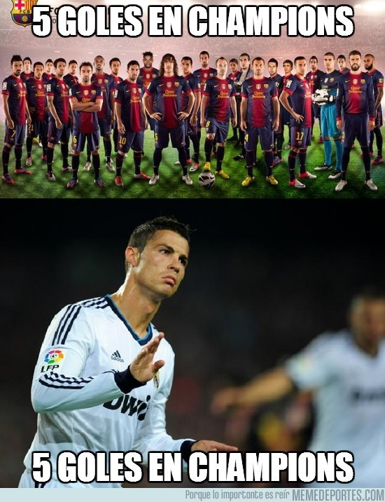 192721 - 5 goles en Champions