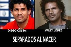 Enlace a Diego Costa y Willy López