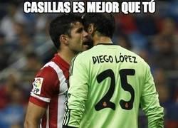 Enlace a Casillas es mejor que tú