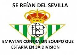 Enlace a Se reían del Sevilla
